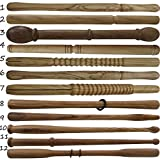 Highland kilt irlandese Bodhran drum beater stick vari design/Celtic Bodhrans ribaltabile, celtica cornice in legno tamburo 3 Natural