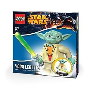 Lego - Lg0tob6 - Lampe Torche Star Wars Maitre Yoda