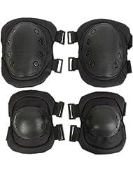 Kneepad Coudière équitation planche à roulettes costume alpinisme en nylon Les équipements de protection