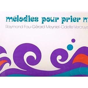 mélodies pour prier n°1 (33 tours)