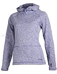 Browning Women's Fay Heather Knit Sweater Nightshade Purple