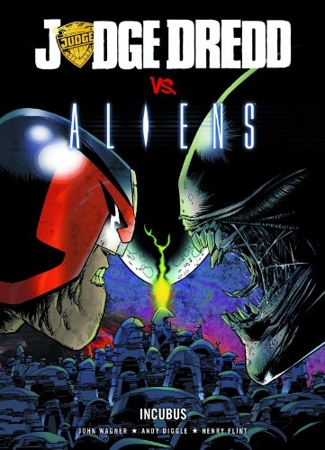 Judge Dredd Vs. Aliens (Judge Dredd Vs Aliens)
