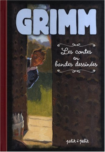 Contes de Grimm en bandes dessinées