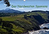 Der Nordwesten Spaniens (Wandkalender 2015 DIN A3 quer): Meine Perspektiven (Monatskalender, 14 Seiten) - Andreas Schön
