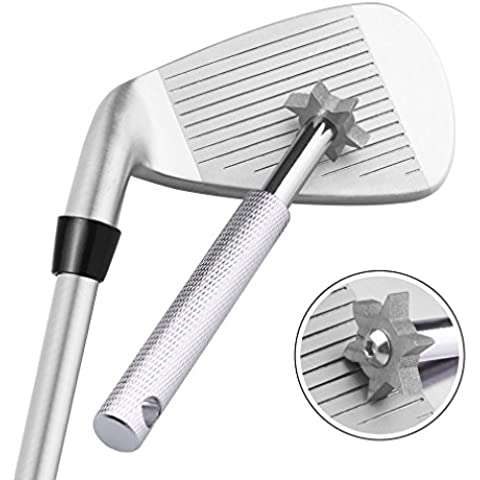 mamimamih Golf Club re-grooving pulizia Groove Sharpener