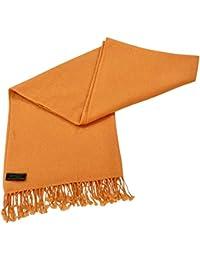 High Grade 2 capas chal de cachemira 100% hecha a mano de Nepal chal bufanda