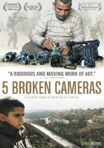 5 Broken Cameras / (Dol) [DVD] [Region 1] [NTSC] [US Import] - Partnerlink