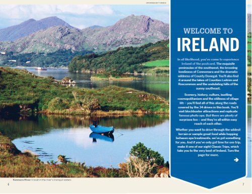 Ireland's Best Trips 1 (Country Regional Guides)