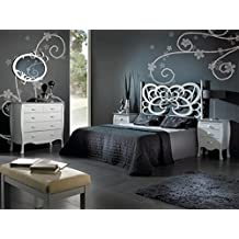 tete de lit fer forge. Black Bedroom Furniture Sets. Home Design Ideas