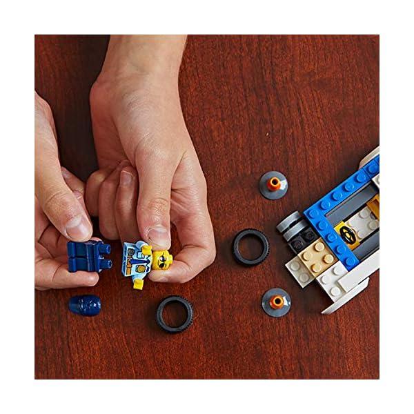 LEGO City - Auto di pattuglia della polizia, 60239 5 spesavip