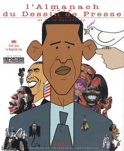 Almanach 2010 du dessin de presse et de la caricature (l') par Collectif
