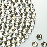 Diamante Me - Brillantes decorativos, 5mm, transferencia térmica, grado AA