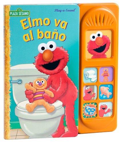 Elmo va al bano by SIN AUTOR (2011-08-02)