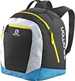 Salomon Original Gear Backpack Ski-Rucksack, 40 cm, Schwarz/Process Blau/Weiß