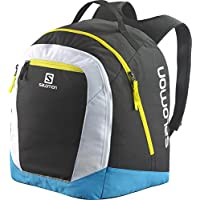 Salomon Porta-attrezzature da viaggio (40 litri), 40 x 37 x 38.5 cm, ORIGINAL GEAR BACKPACK, Nero/Blu, L36290900