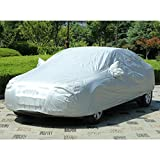 Audew Copriauto Telo per Auto SUV Auto Copertura Impermeabile Universale 5.3X2.0X1.8MT