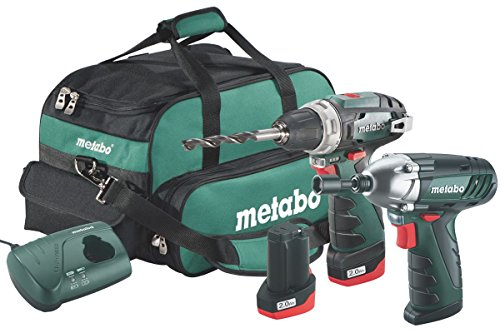 Metabo 685055000 Combo Set 2.3 10.8V BS+SSD -