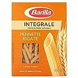 Semola Integrale Barilla, Pennette Rigate Integrali - 6 pezzi da 500 g [3 kg]