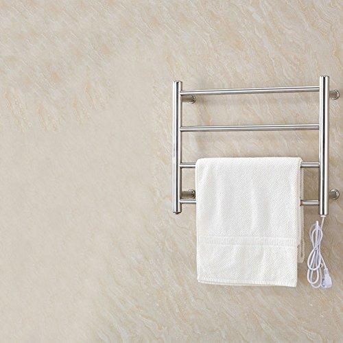 TT Toallero eléctrico toallero baño tendedero Acero