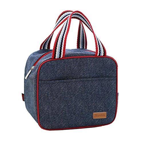 Sweton borsa da pranzo borsa frigo borsa termica per uomini e donne conservare latte medicina e cibi outdoor lavoro o da viaggio