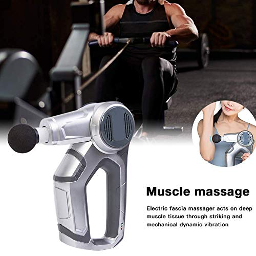 Zoom IMG-1 professional theragun 24v massaggiatore vibrante
