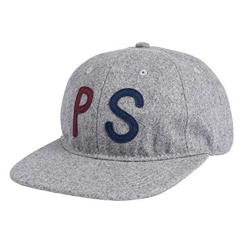 Patagonia-trucker-hüte Männer Für (POLER PS Wool Kappe, Gray, One Size)