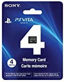 Sony PS Vita Memory Card 4GB