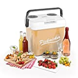 Klarstein • Picknicker XL • Thermo-Kühlbox • Warmhaltebox • Thermobox