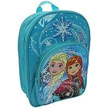 d08c4ef98f Disney Frozen Zainetto per bambini, Aqua (Turchese) - FROZEN001095