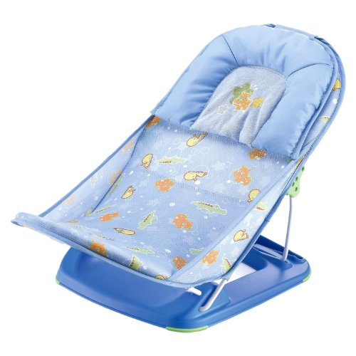 Mastela Deluxe Baby Bather - Blue - BLUE, 0M+