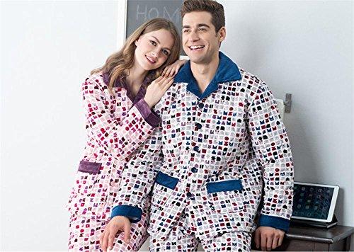 Pareja-de-pijamas-bebe-invierno-de-terciopelo-y-algodn-grueso-caliente-y-cmodo-ropa-trajes-en-casa