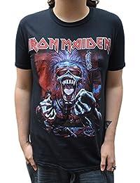 ff2a46901e1e Amazon.co.uk  Iron Maiden - Tops   Tees   Band T-Shirts   Music Fan ...