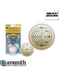 Aramith - Bille d'Entraînement de billard Américain Aramith Jim Rempe
