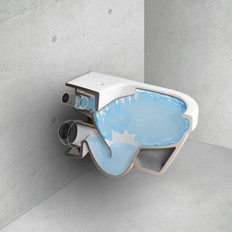 Villeroy Boch Omnia architectura Wand-WC-Set, weiss, 5684HR01