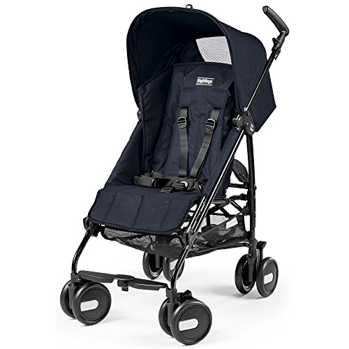 Peg Perego BPMAX7NAVY Buggy Pliko Mini, Navy
