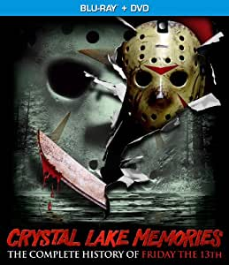 Crystal Lake Memories: Complete History of Friday [Blu-ray] [2013] [US Import]