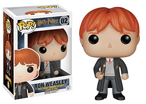 Funko – Figurine Harry Potter – Ron Weasley Pop 10cm – 0849803058593 - 2