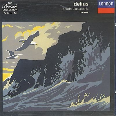 DELIUS: Sea Drift / APPALACHIA /HICKOX by Delius (1989-09-30)
