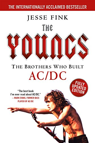 The Youngs: The Brothers Who Built AC/DC por Jesse Fink