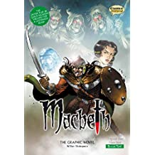 Macbeth The Graphic Novel - Quick Text (English Edition)