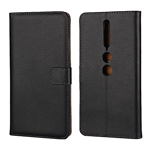 Lenovo Phab 2 Pro Case, Homory Back case Convenient Premium PU Leather Card Slot Wallet Style Convenient with Kickstand Flip Cover Case for Lenovo Phab 2 Pro