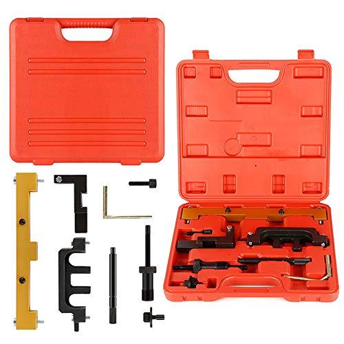 Turefans Kit de Changement de Courroie de Distribution ,BMW N40 N45 N45T E46 E81 E87 E90 B16 B16A AC