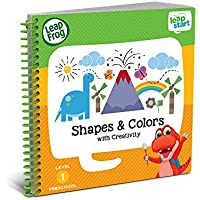 LeapFrog LeapStart Nursery Activity Book: Shapes, Colours and Creative Expression