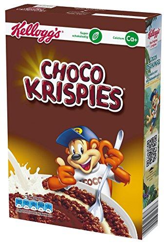 Kellogg's Choco Krispies 10er Pack (10 x 375 g)