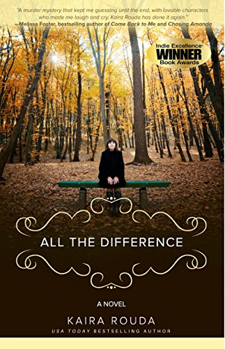 Buchseite und Rezensionen zu 'All The Difference: Domestic Suspense (English Edition)' von Kaira Rouda