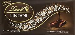 Idea Regalo - Lindt Cioccolato Extra Fondente - 100 gr