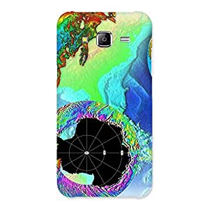 World of Colors Back Case Cover for Samsung Galaxy J5