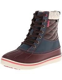 Crocs Allcast Waterproof Duck Boot W, Boots femme