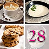 Dieta Dimagrante Iperproteica 28 giorni Colazione Cappuccino Kit 66 prodotti + 1 shaker e 1 guida offerti – perdita di peso ottimizzata in 4 settimane