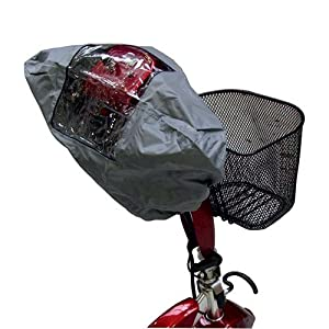 Kozee Komforts Scooter Control Handle Bar Waterproof See Through Cover